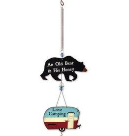 Bear & Trailer Bouncy