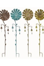 Vines and Bells Wind Spinner