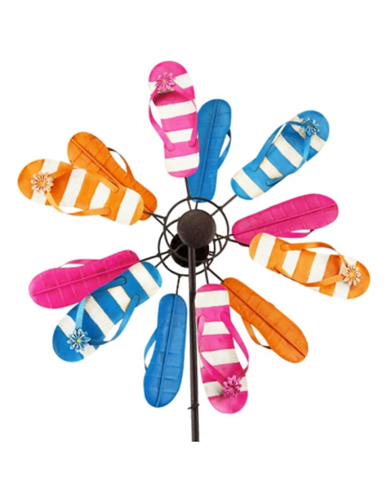 Wind Spinner Stake - Flip Flop