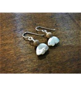French Hook Earrings - Petoskey & Pearl Bear