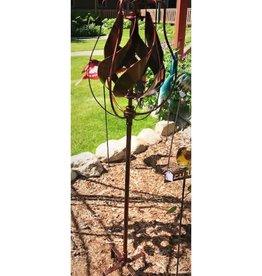 Hydro Spinner - Copper Tulip