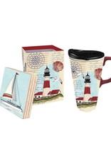 Travel Mug - Northeast Lighthouse