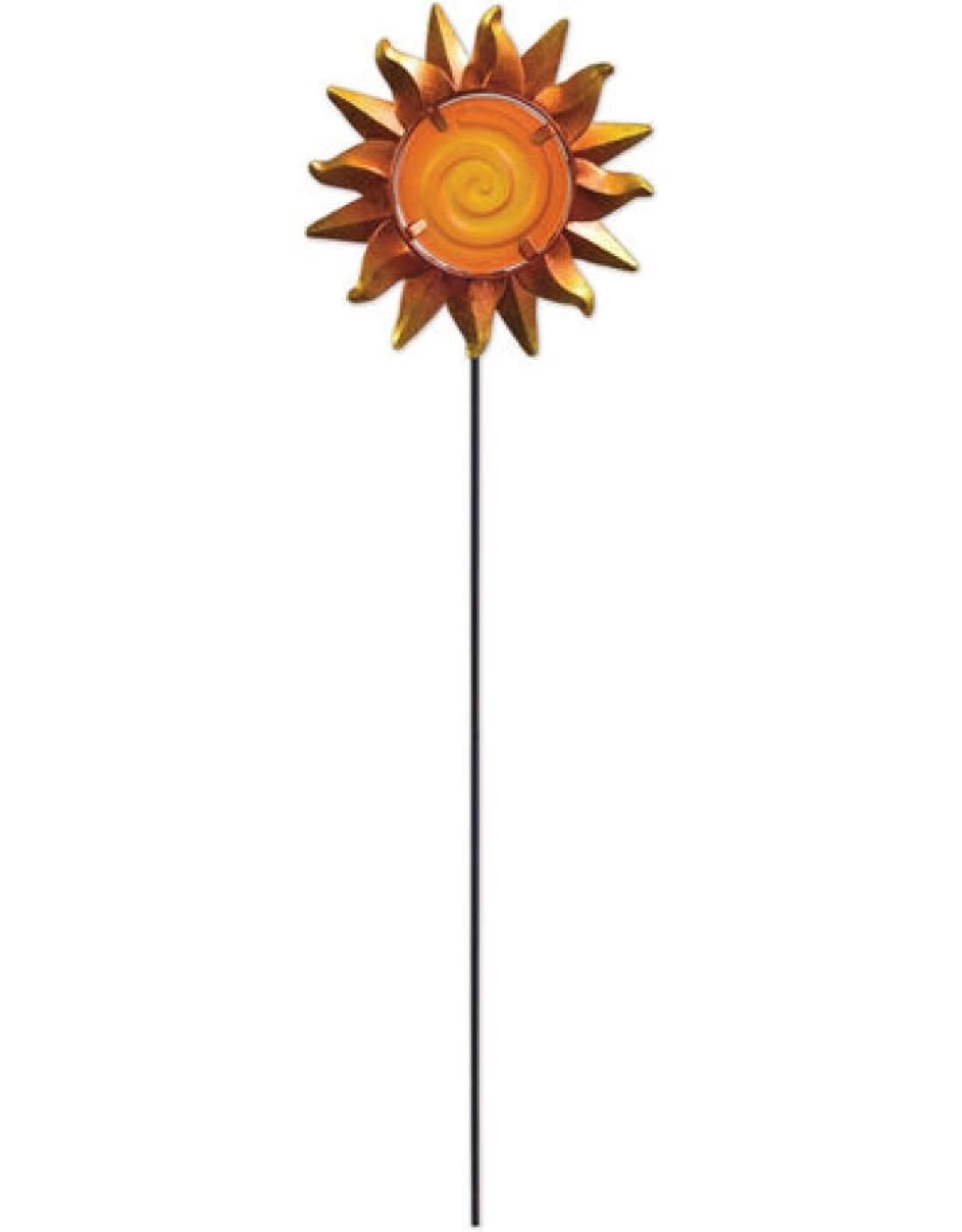 Garden Stake - Sun