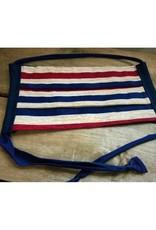 Bear Den Handmade Cotton Mask - Patriotic Stripes