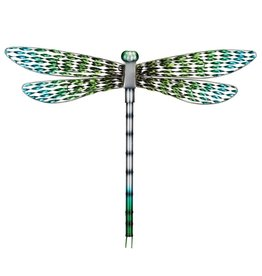 Metal Dragonfly - Green