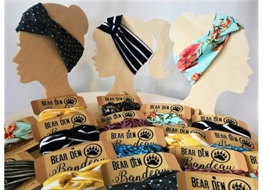 HEADBANDS & ACCESSORIES