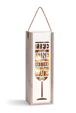 Wine Lantern - Life & Wine Are Better at the Beach