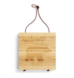 Expandable Trivet - Bear Welcome