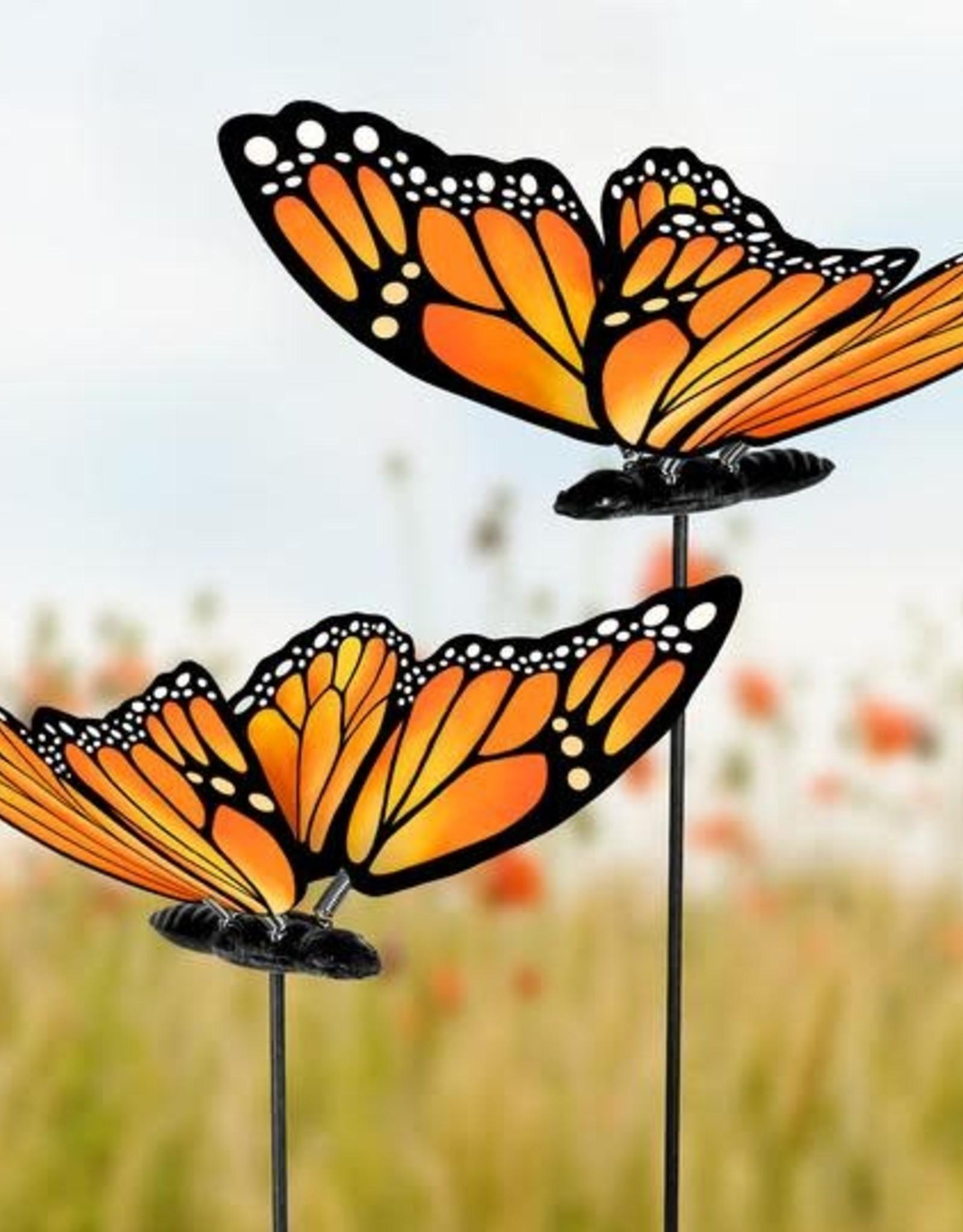 Garden Stake - Monarch Butterfly
