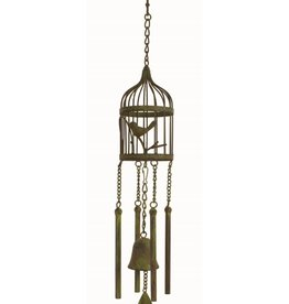 Bird Cage Windchime