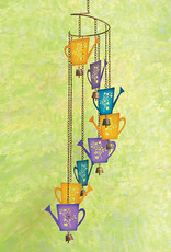 Spiral Mobile - Watering Can