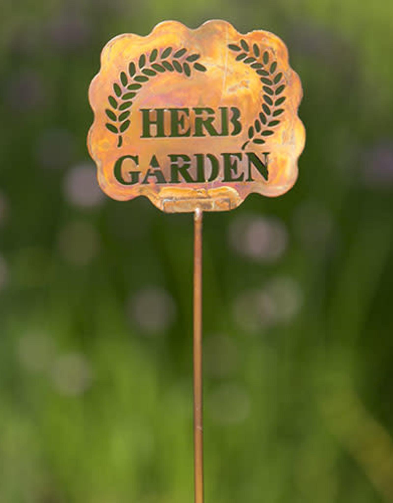 Garden Stake - Herb Garden