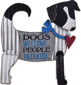 Porch Sitter - Dog