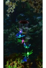 Solar Mobile - Dragonflies & Butterflies