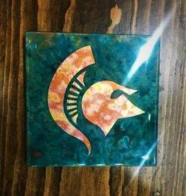 Copper Coaster - Michigan State