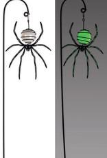Glow in the Dark Plant Pick - Spider