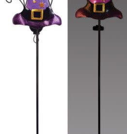 Solar Hat Stake - Purple