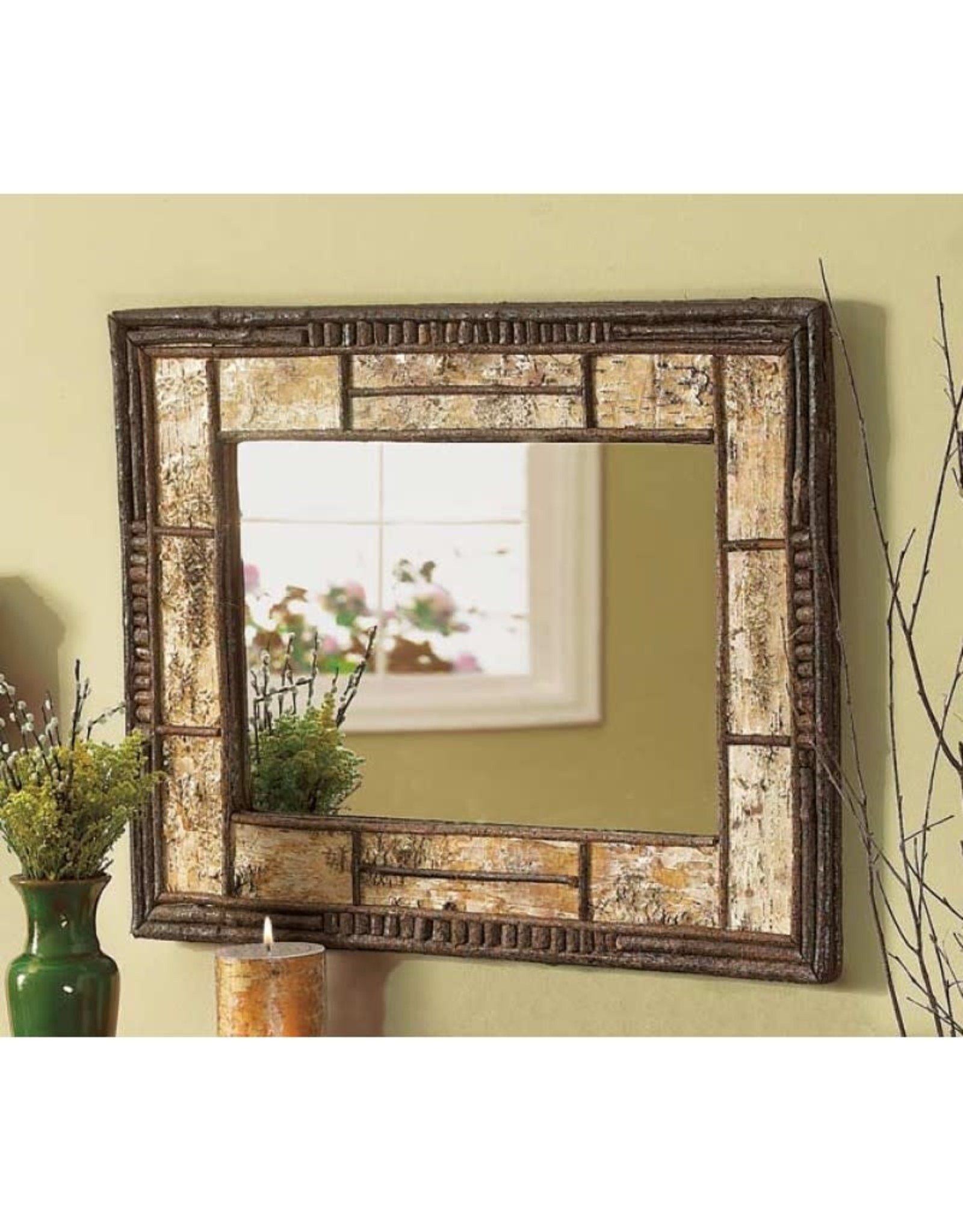 Birch & Twig Mirror
