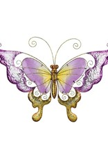 Butterfly 28'' - Purple
