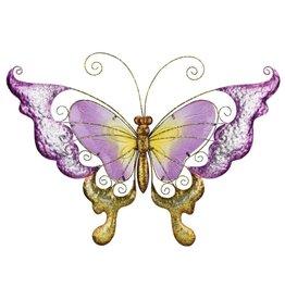 Butterfly 28'' - Purple