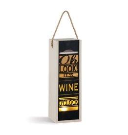 Wine Lantern - Wine O'Clock