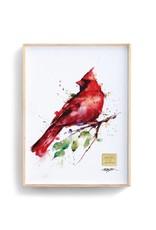 Dean Crouser Dean Crouser Wall Art - Spring Cardinal 8x6