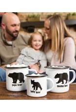 Papa/Mama/Baby Bear Mug Set