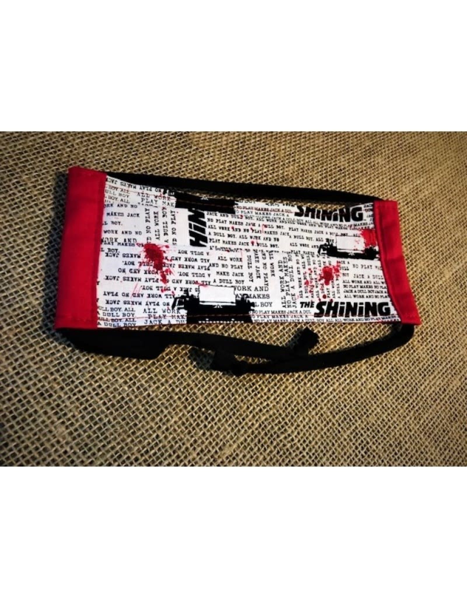 Bear Den Handmade Cotton Mask - The Shining