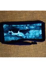 Bear Den Handmade Cotton Mask - Blue Waves