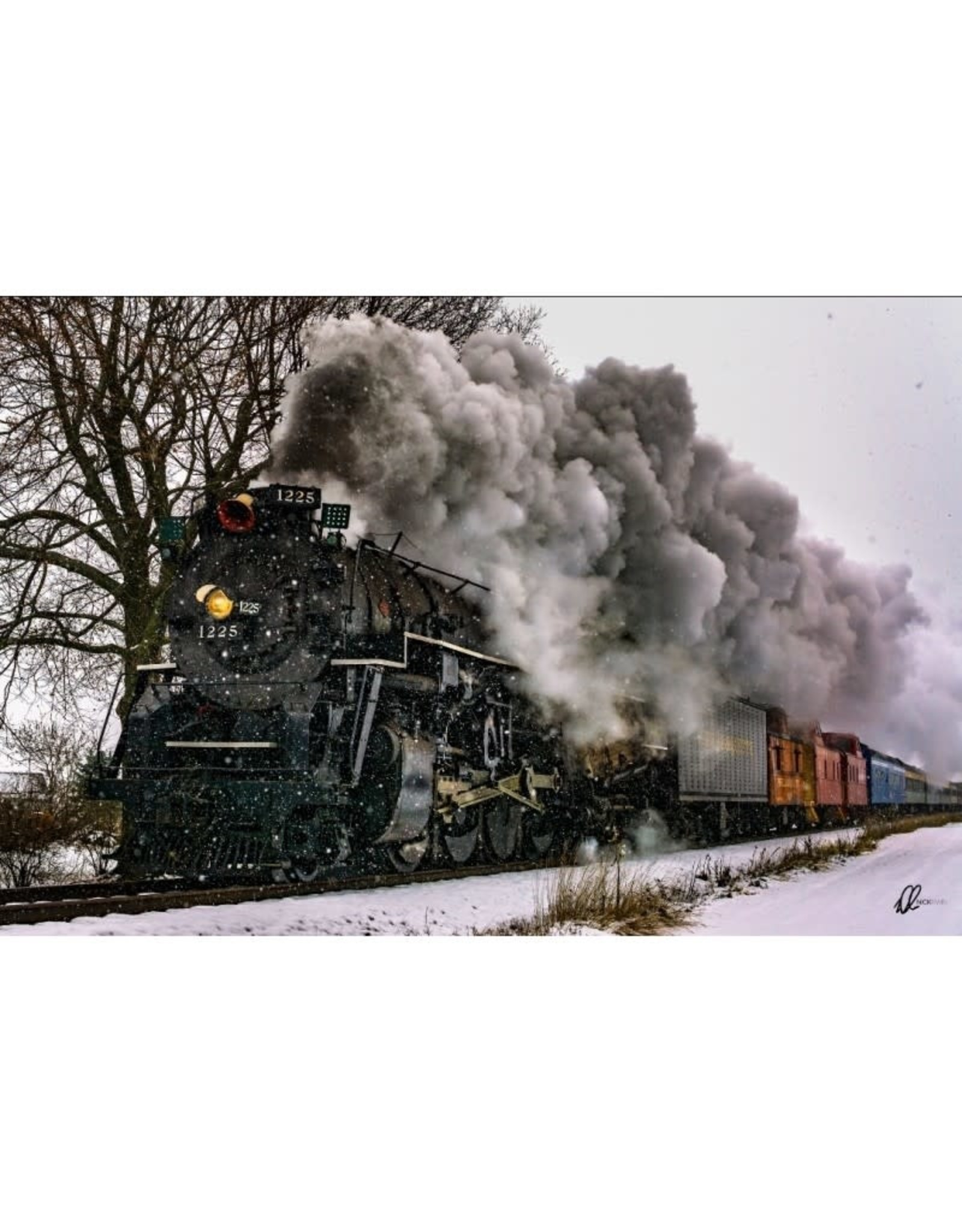 Nick Irwin Images The North Pole Express