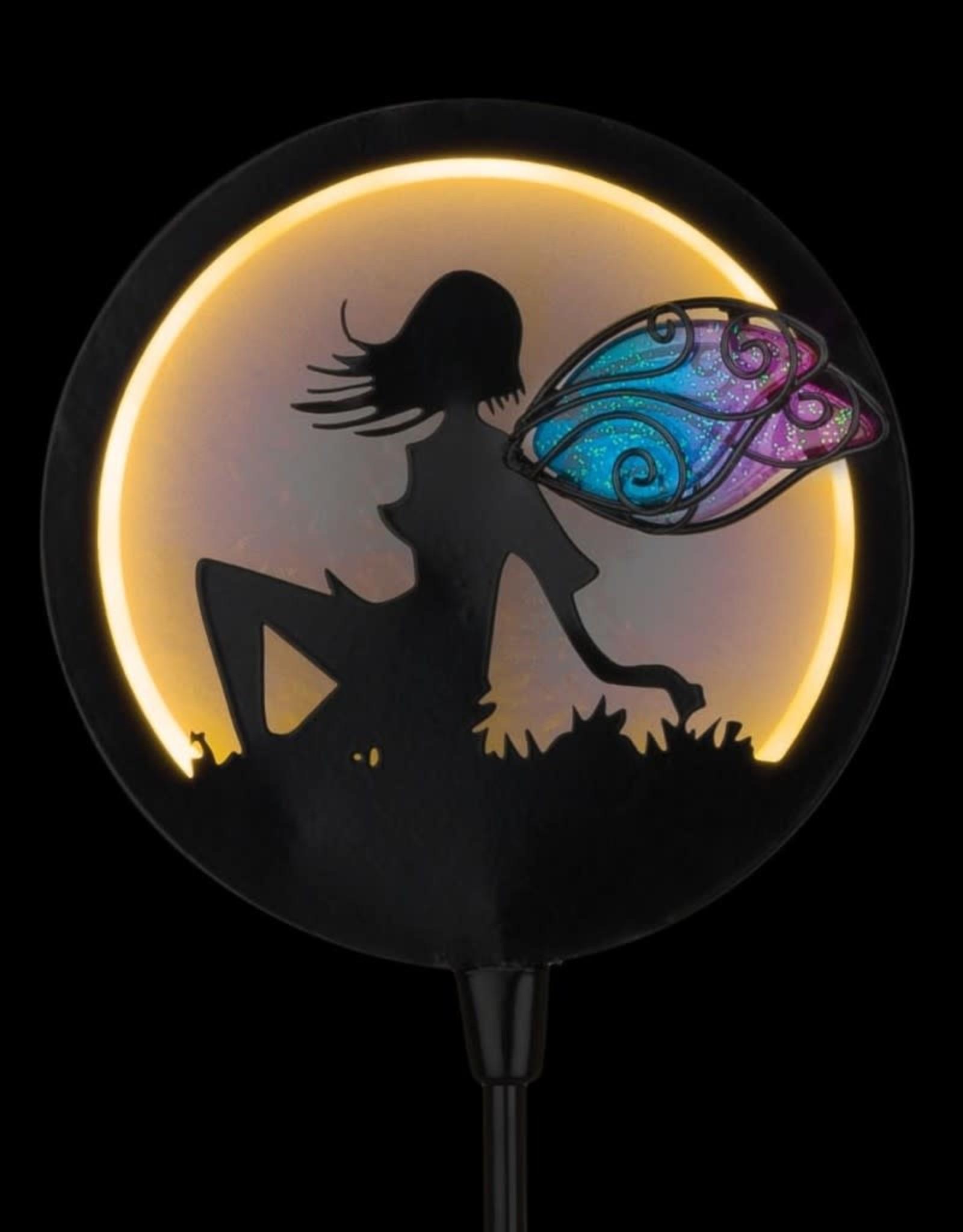Fairy Lumen Solar Stake - Blue