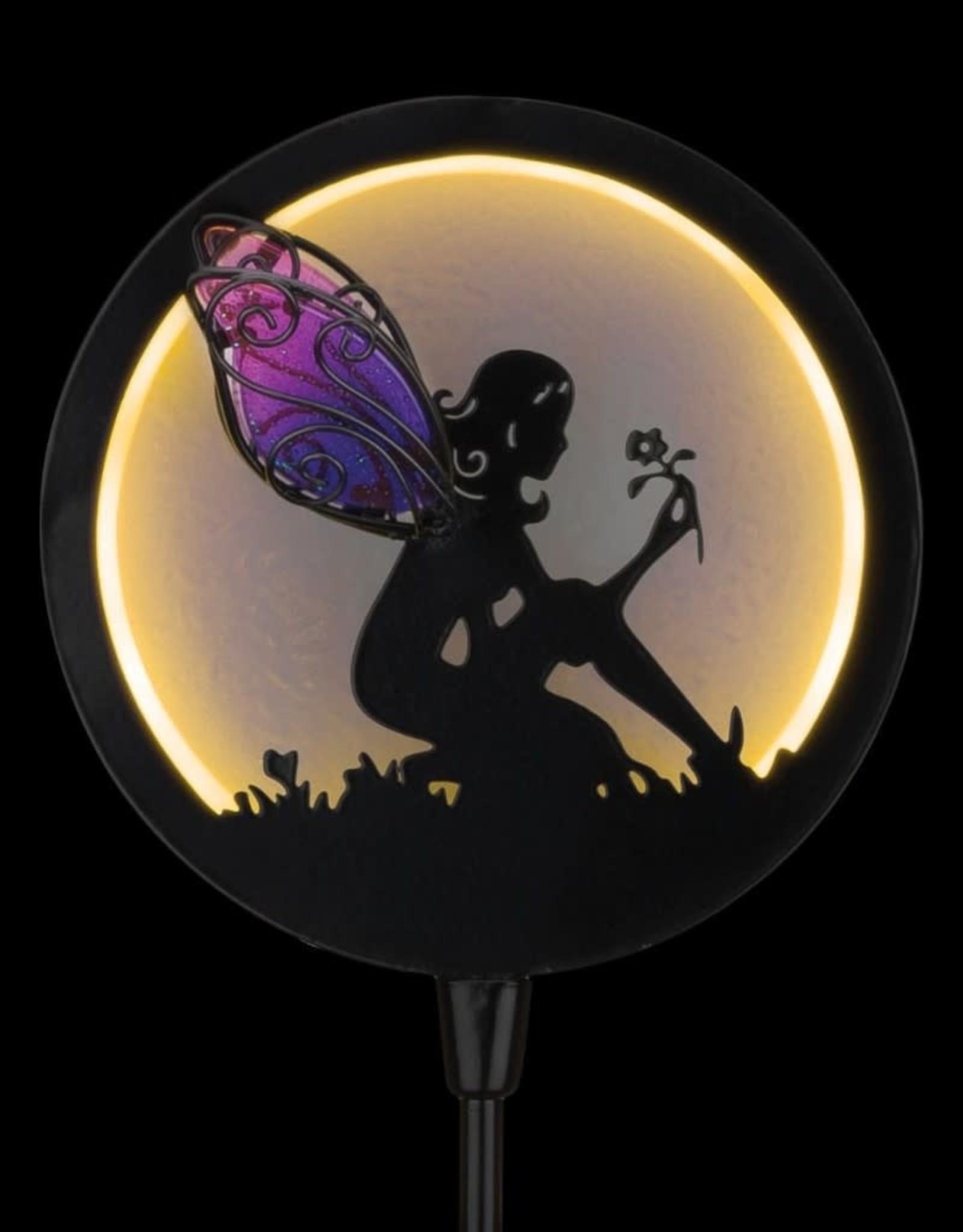 Fairy Lumen Solar Stake - Pink