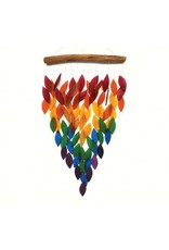 Driftwood Chime - Rainbow
