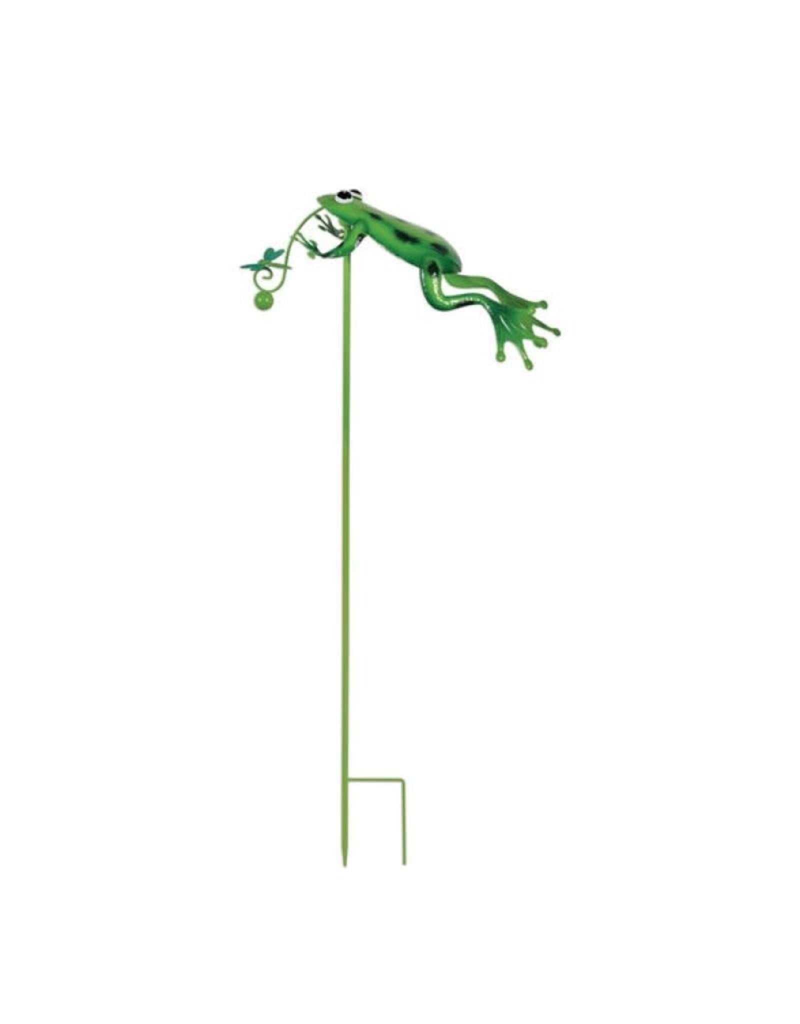 Balancer - Frog & Dragonfly