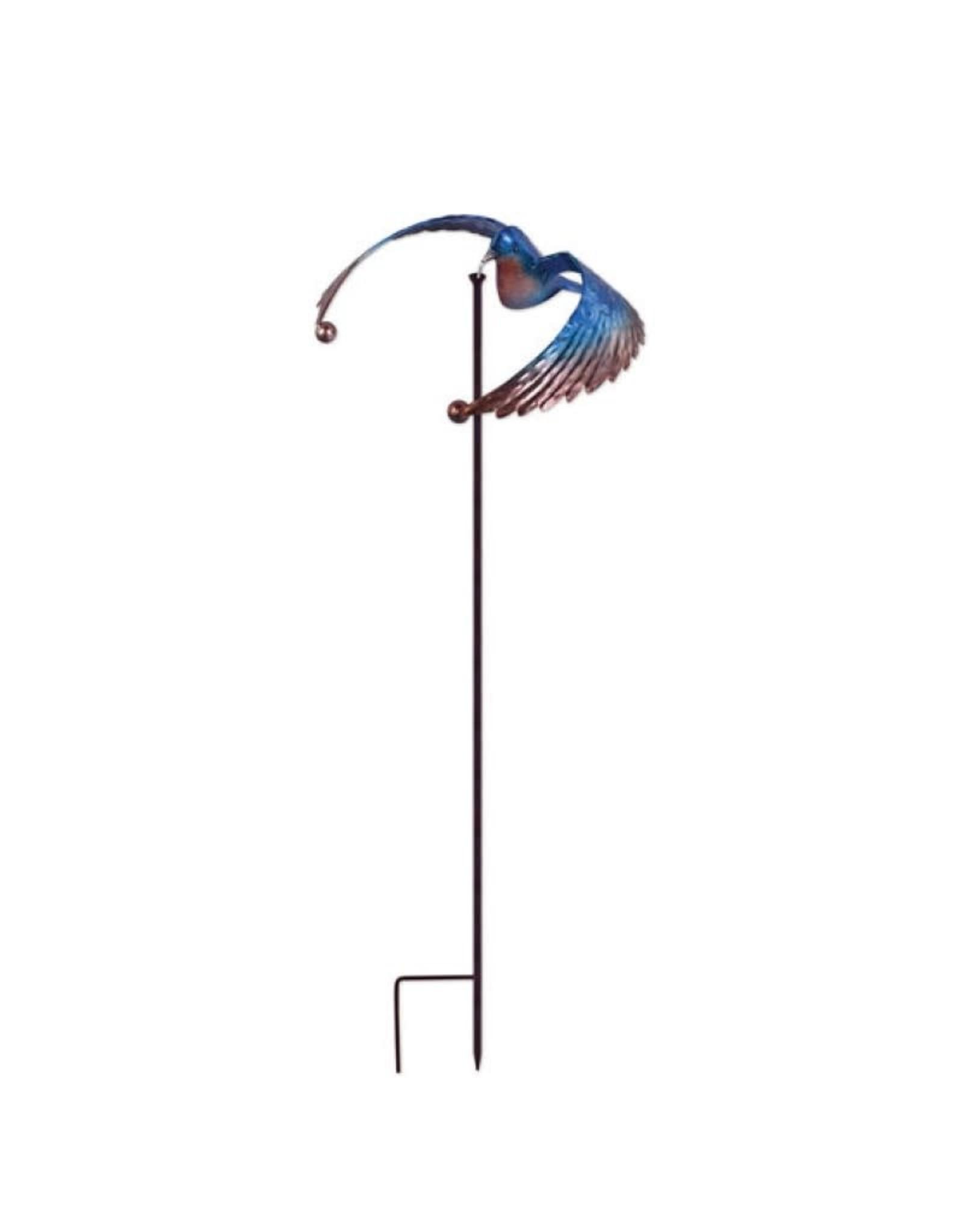 Balancer - Swirling Blue Bird