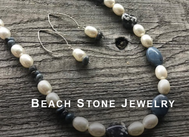 BEACH STONE JEWELRY