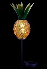 Solar Stake - Yellow Pineapple