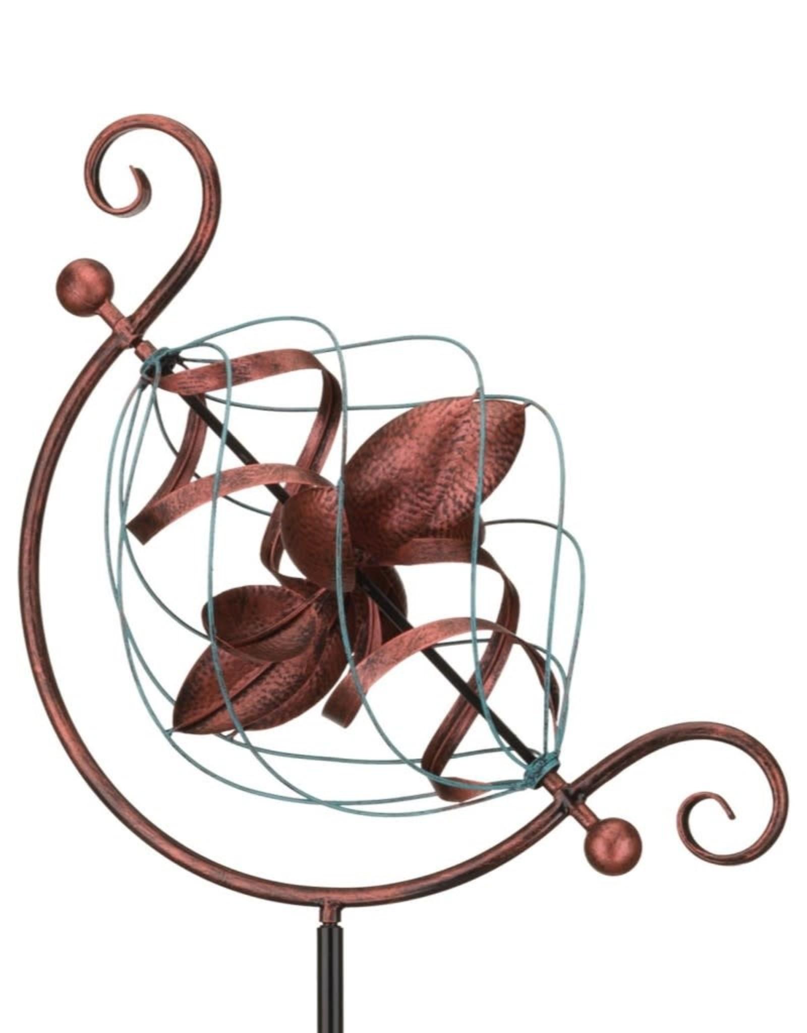 Kinetic Wind Spinner - Twister