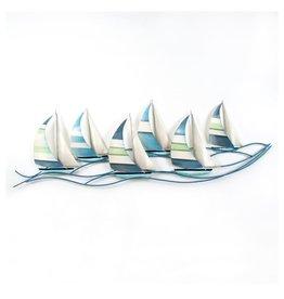Sailboat Regatta