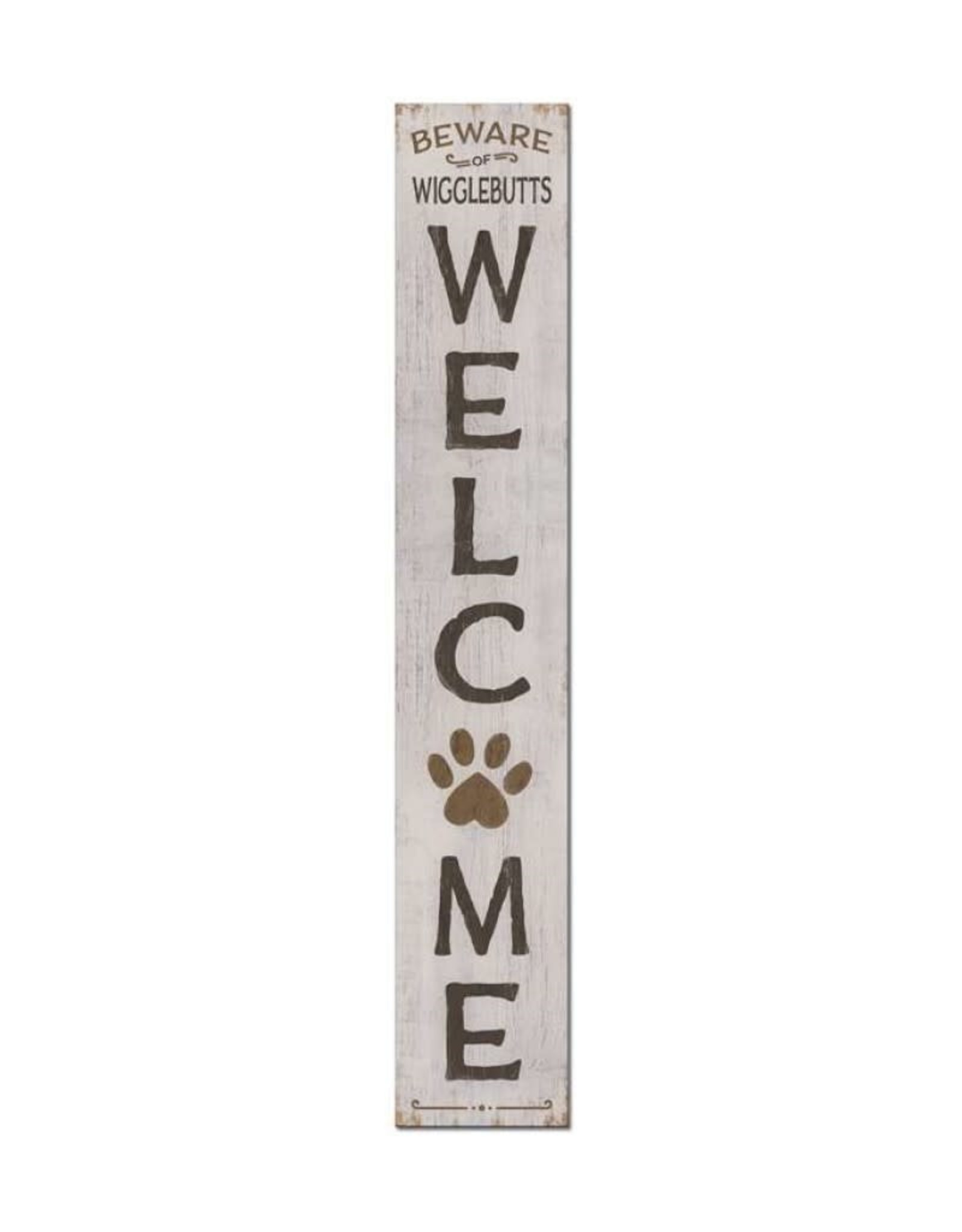 Porch Board - Wigglebutts Welcome