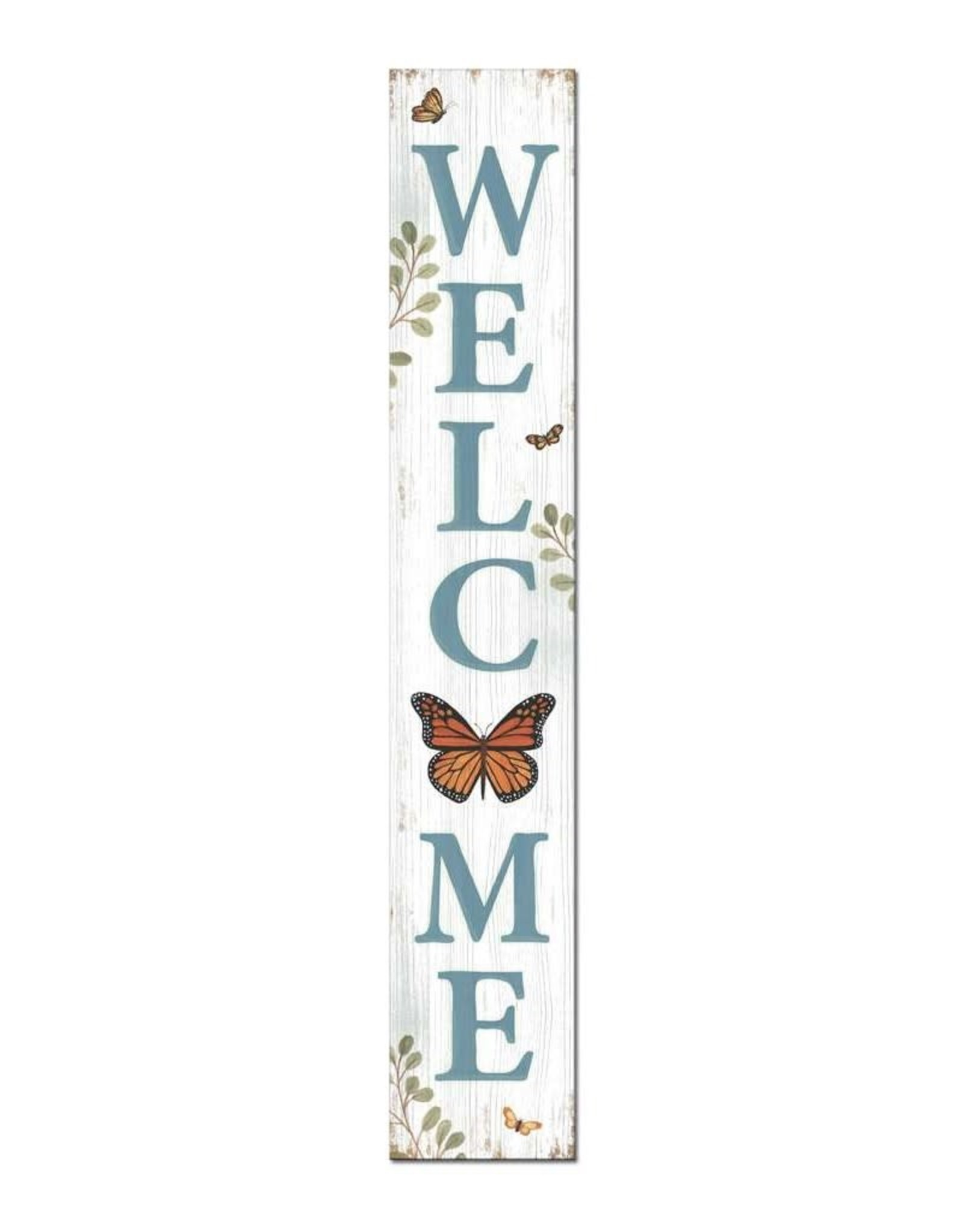 Porch Board - Butterflies