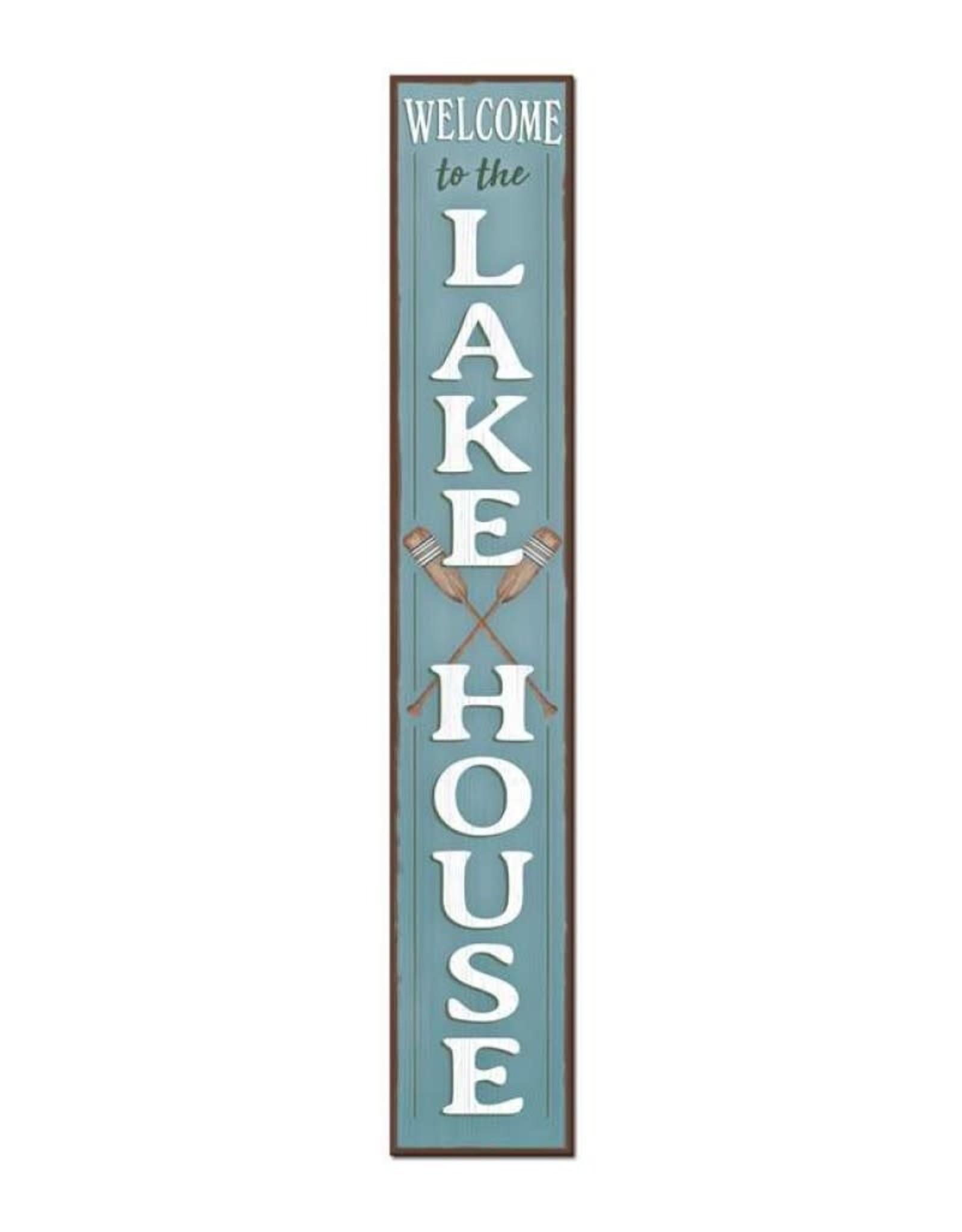Porch Board - Lake House