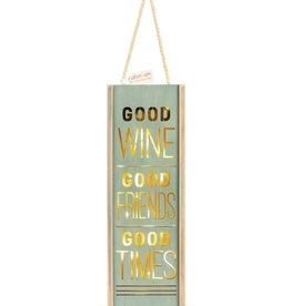 Wine Lantern - Good Wine & Good Friends