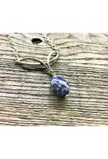 Celtic Necklace - Leland Blue 18''