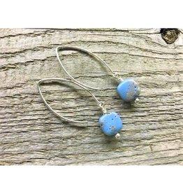 Drop Earrings - Leland Blue Square Md