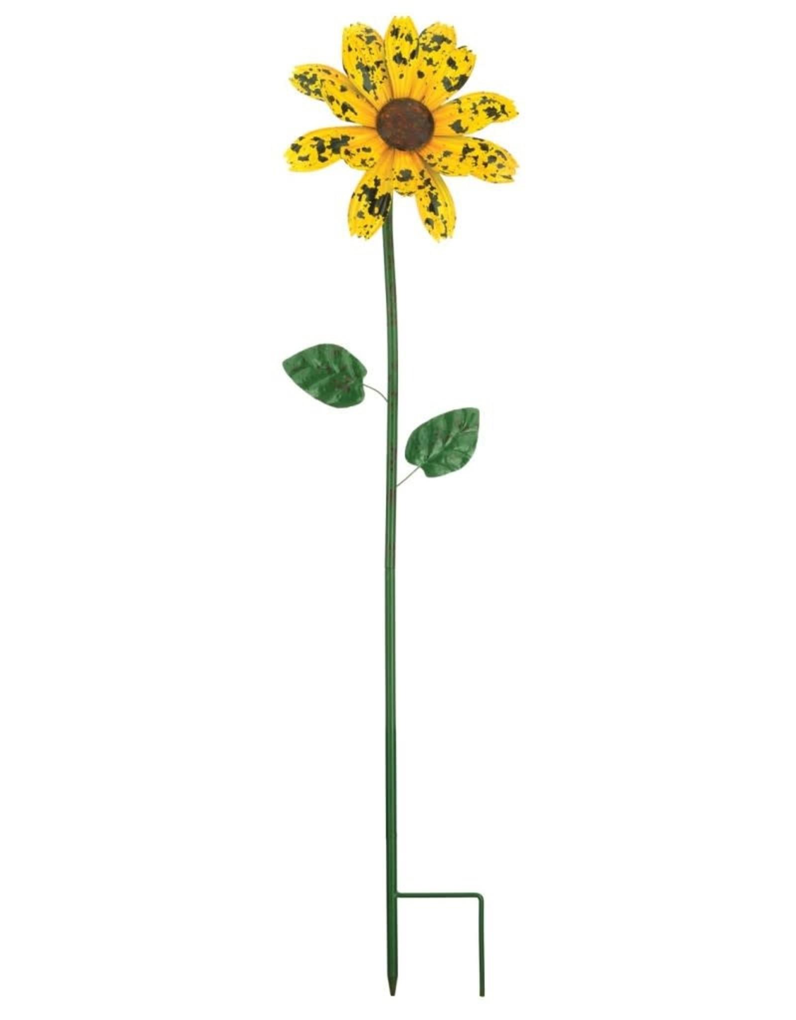 Rustic Flower Stake - Marigold 46''
