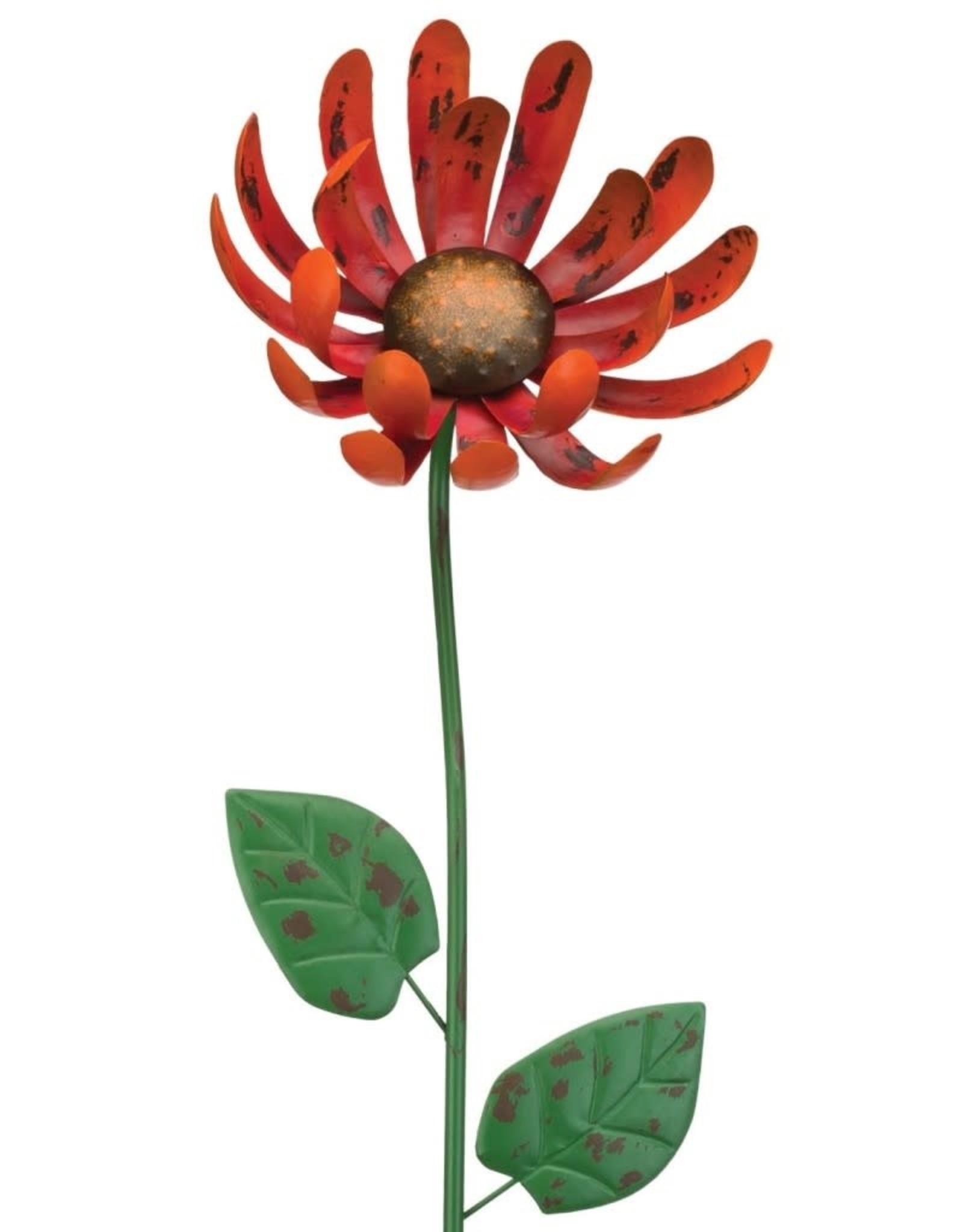 Rustic Flower Stake - Mum 36''
