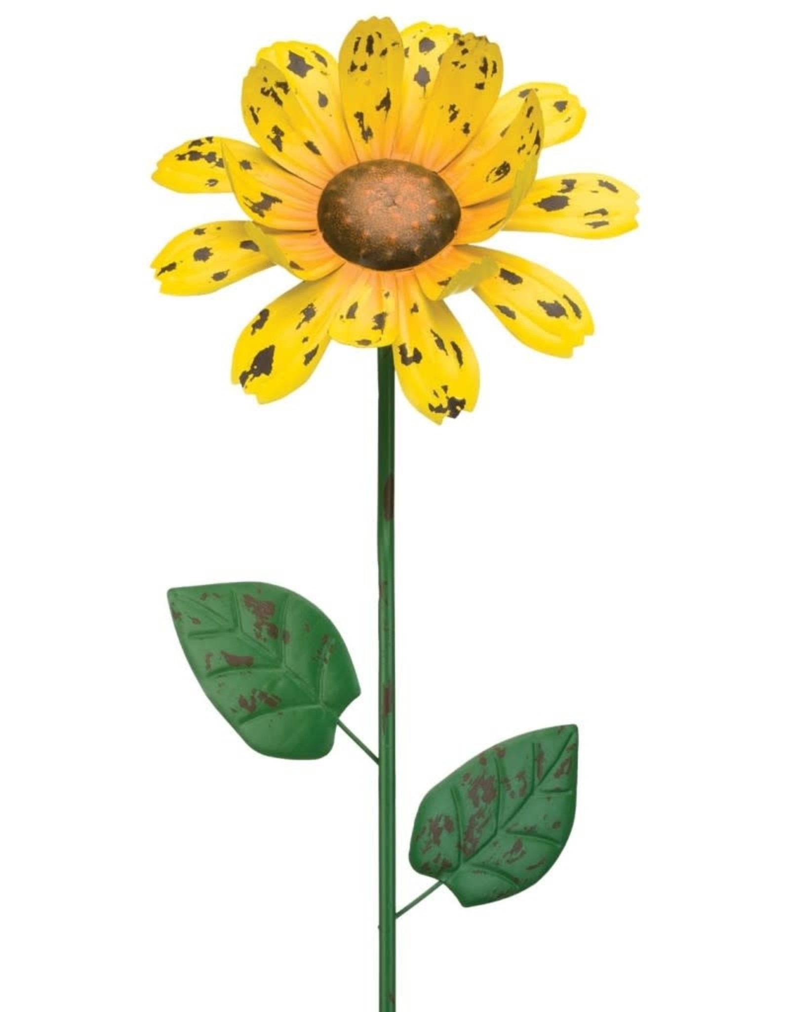 Rustic Flower Stake - Marigold 36''