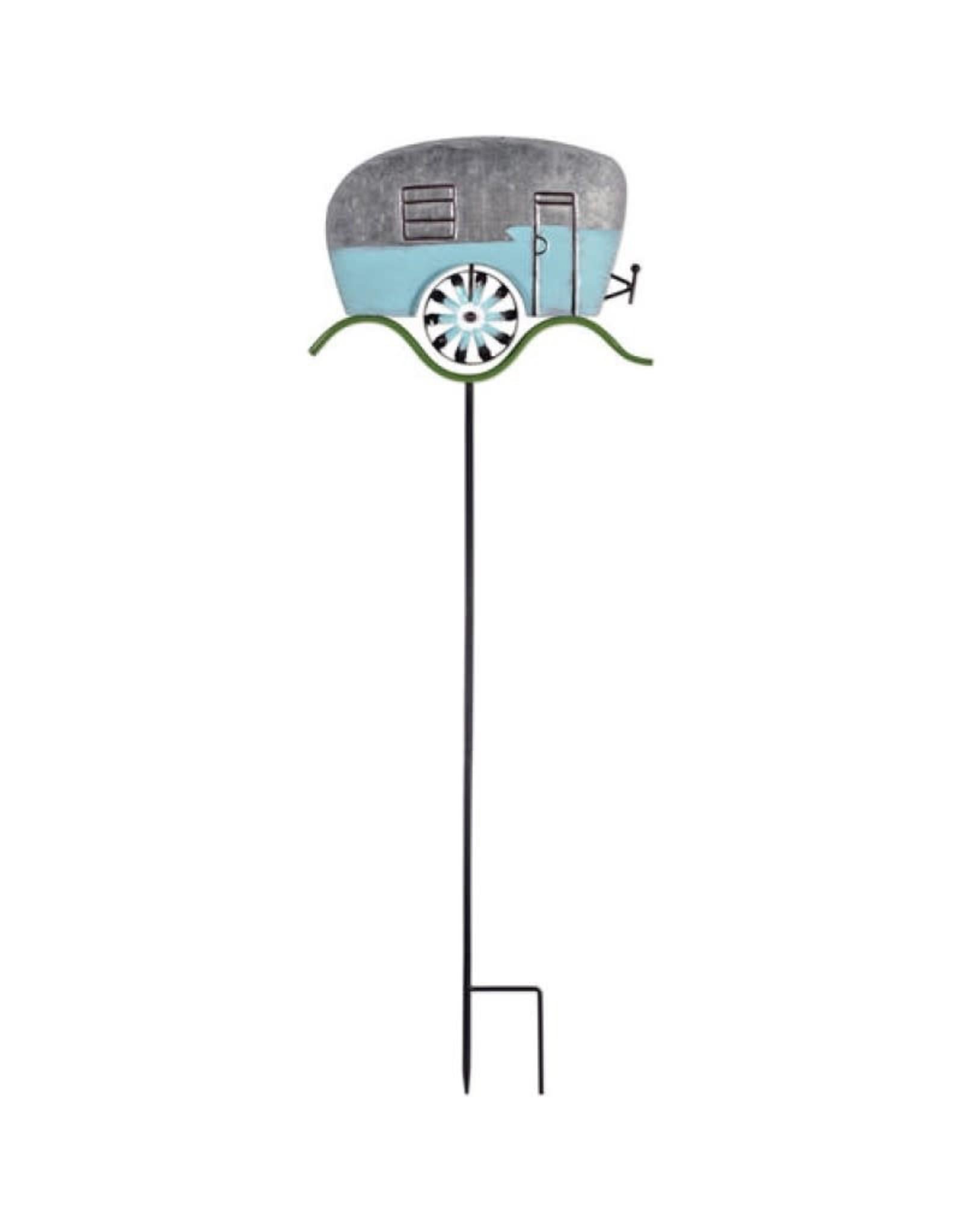 Wind Spinner Stake - Camper/RV