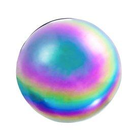 Gazing Ball - Rainbow